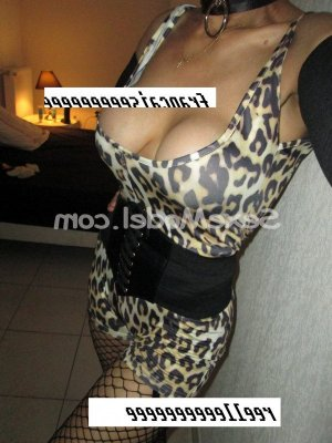 Mahjouba escort girl
