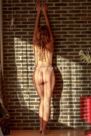 Ursula escort girl lovesita à Donges