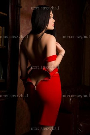 Ulrike escorte girl massage tantrique à Louveciennes
