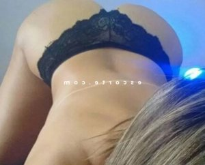 Thifanny escorte massage tescort au Vésinet